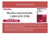 Http Www Mcafee Com Activate Mcafee Retail Card 1844 633 3786 Www Mcafee Com