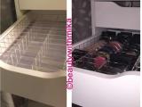 Ikea Alex Drawer Unit Dupe Bedroom Interesting Ikea Makeup organizer for Your Bedroom Design