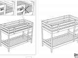 Ikea Bunk Bed assembly Instructions Pdf Next Bed Frame Instructions Bed Frame Ideas