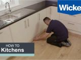 Ikea Dishwasher Cover Panel Installation How to Fit A Kitchen Plinth Pelmet and Cornice with Wickes Youtube