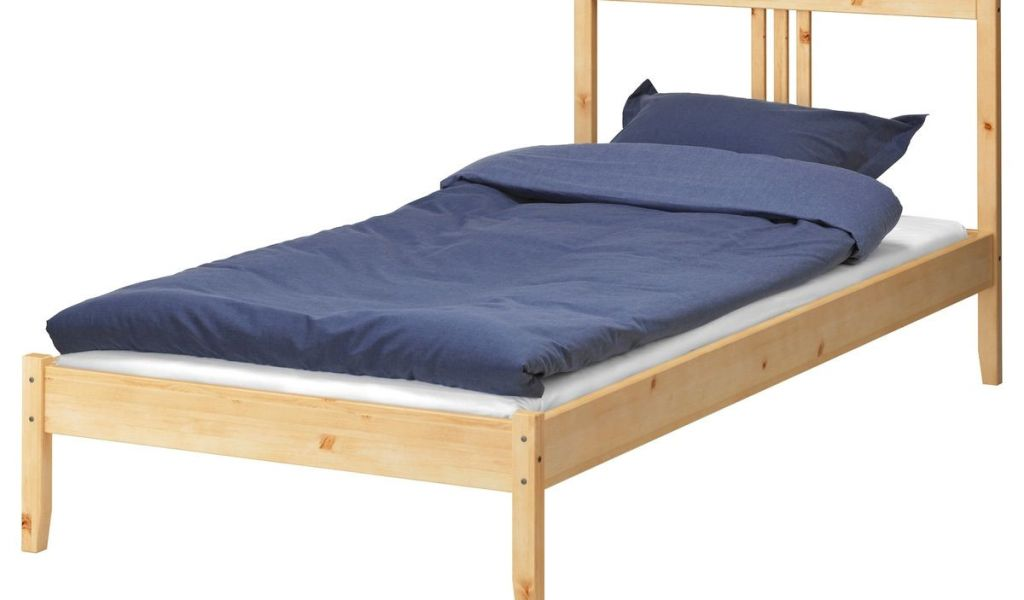 Ikea Bed 120x200.Ikea Fjellse Twin Bed Frame Review Boxspringbett 120 200