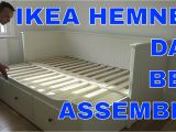 Ikea Hemnes Daybed with 2 Drawers assembly Instructions Ikea Bett Svelvik Schlafzimmer Landhausstil Ikea Schlafzimmer