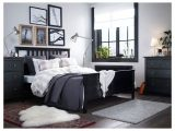 Ikea Malm Bed with Storage Review Hemnes Bed Frame Queen Black Brown Ikea