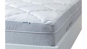 Ikea Memory Foam Pillow top Mattress Reviews Sultan Hansbo Memory Foam Pillow top Mattress Reviews