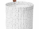 Ikea Plastic Grocery Bag Holder Plumsa Storage Basket White Black I I I I I Ioi I I I I I I I Pinterest
