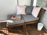 Ikea Runnen Floor Decking Review A Pplaro Von Ikea Hallo Sitzkissen Und Gurli Zierkissen Apartment