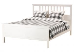 Ikea Slatted Bed Base Broken Hemnes Bed Frame Queen Black Brown Ikea
