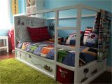 Ikea Stuva Bunk Bed Hack Ikea Bunk Bed Made Into A Pirate Ship Ikea Hacks Kura Bed Ikea