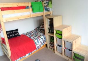 Ikea Stuva Loft Bed Hacks Ikea Bunk Bed Stairs Hack Ikea Trofast Steps with Ikea Besta and