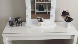 Ikea Vanity Table with Mirror and Bench Make Up Vanity Inspiration the Malm Dressing Table Was Purchased
