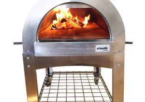 Il fornino Pizza Oven Ilfornino Wood Fired Pizza Oven New York Generation Ii