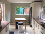 Images Of Farrow and Ball Cromarty Kitchen Wall Colour In Daylight Farrow and Ball Cromarty with