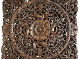 Indian Carved Wood Wall Art 20 top Tree Of Life Wood Carving Wall Art Wall Art Ideas