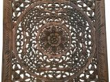 Indian Wood Carved Wall Art 20 Best Ideas Of Carved Wood Wall Art