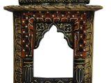 Indian Wood Carved Wall Art Indian Wooden Carved Jharoka Frame Vintage Frames Wall