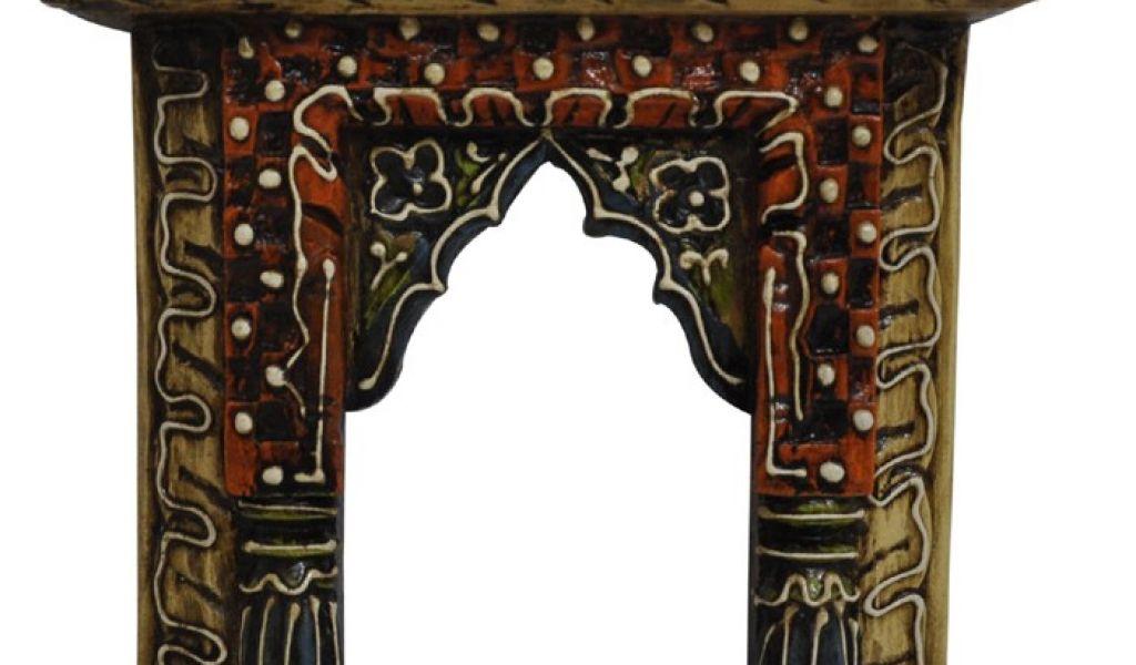 Indian Wood Carved Wall Art Uk Indian Wooden Carved Jharoka Frame