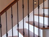 Indoor Stair Railing Kits Home Depot Exterior Wrought Iron Railings Home Depot Full Stair