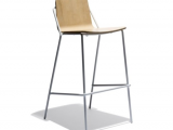 Industry West Sling Bar Stool Industrial Mid Century and Modern Bar and Counter Stools