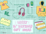 Inexpensive Christmas Gifts for Teenage Girl 20 Awesome Ideas for 16th Birthday Gifts