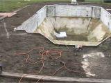 Inground Pools Columbus Ohio Closing An Inground Swimming Pool forever Youtube