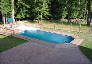 Inground Pools Louisville Ky Semi Inground Pool Swimming Pools Photos