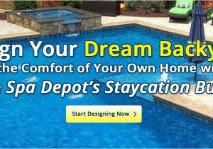 Inground Pools Memphis Tn Custom Swimming Pool Spa Builders ...