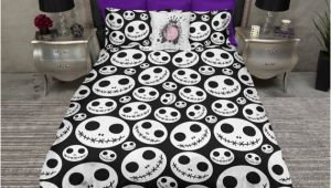Jack Skellington Bed Set Lightweight Jack Skellington Bedding Nightmare by Inkandrags
