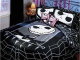 Jack Skellington Bed Set Very Rare Nightmare before Christmas Twin Comforter