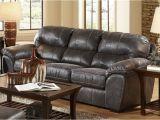 Jackson Furniture Comfort Gel Grant sofa Sleeper In Steel Leather by Jackson Furniture