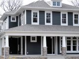 James Hardie Night Gray Color Code Insulspan Sips Play Key Role In north America S First