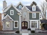 James Hardie Night Gray Photos 50 Best Exterior Paint Colors for Your Home Houses Pinterest
