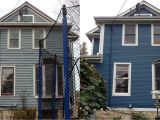 James Hardie Night Gray Photos Historic Home Remodel before after James Hardie Siding Summer