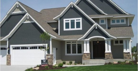 James Hardie Night Gray Sherwin Williams Curb Appeal is In the Final Details James Hardie Siding
