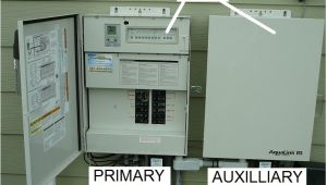Jandy Aqualink Rs Power Center Manual How to Replace A Jandy Aqualink Rs Auxilliary Power Center