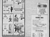 Joann S Fabric Store In Lubbock Texas the Tulia Herald Tulia Tex Vol 49 No 37 Ed 1 Thursday