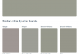 Joanna Gaines Paint Colors Matched to Behr Hunter S Hollow Behr Click the Image to See Similiar Colors by