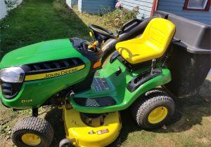 John Deere D125 for Sale 42in John Deere D125 Riding Tractor 120 Hrs W Bagger Like
