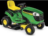 John Deere D125 Vs D130 2017 John Deere D100 Series Lawn Tractors at the Home