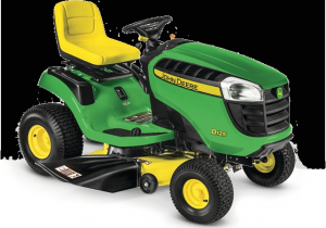 John Deere D125 Vs D130 2017 John Deere D100 Series Lawn Tractors at the Home