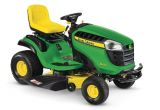 John Deere D125 Vs D130 John Deere D130 22 Hp V Twin Hydrostatic 42 In Riding Mower