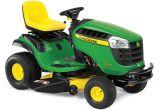 John Deere D125 Vs D130 John Deere Lawn Tractors 100 Series