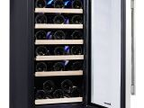 Kalamera 15 Beverage Cooler Reviews Kalamera 30 Bottle Wine Refrigerator Detailed Review