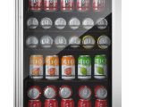 Kalamera Beverage Cooler Reviews Kalamera Beverage Refrigerator Stainless Steel touch Control