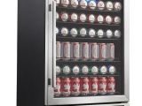 Kalamera Beverage Cooler Reviews Shop Kalamera Krc 150bv 175 Can Beverage Cooler