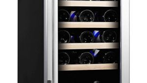 Kalamera Wine Cooler Reviews Kalamera 30 Bottle Wine Refrigerator Review Home Wine