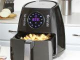 Kalorik Digital Air Fryer Reviews Kalorik Black Digital Airfryer with Dual Layer Rack
