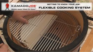 Kamado Joe Divide and Conquer Kamado Joe Divide and Conquer Flexible Cooking System