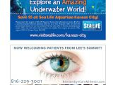 Kansas City Sea Life Aquarium Coupons Lee S Summit Lifestyle August 2014 by Lifestyle Publications issuu