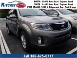 Kia Dealer In north Port Florida Used 2014 Kia sorento Lx Near Flagler Beach Fl Ritchey Autos