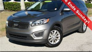 Kia Dealers Near north Port Fl Kia sorento for Sale In north Port Fl 34287 Autotrader